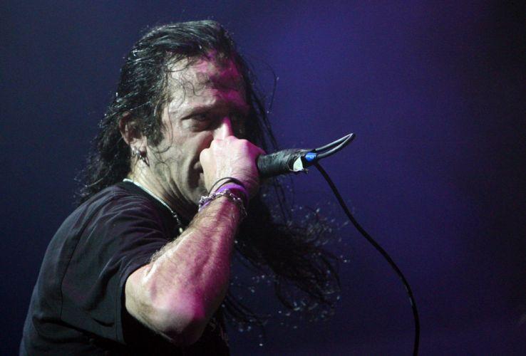 LAMB OF GOD groove metal heavy concert guitar singer microphone g wallpaper