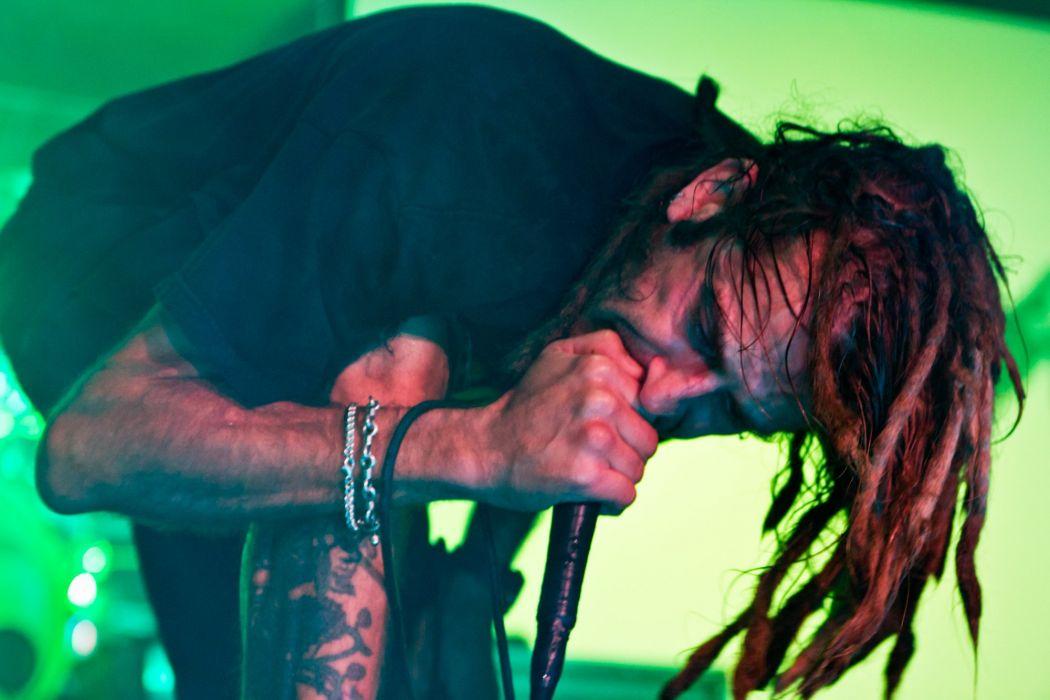 LAMB OF GOD groove metal heavy concert singer microphone   y wallpaper