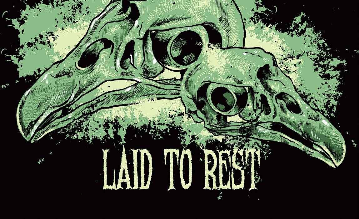 LAMB OF GOD groove metal heavy dark poster skull    g wallpaper