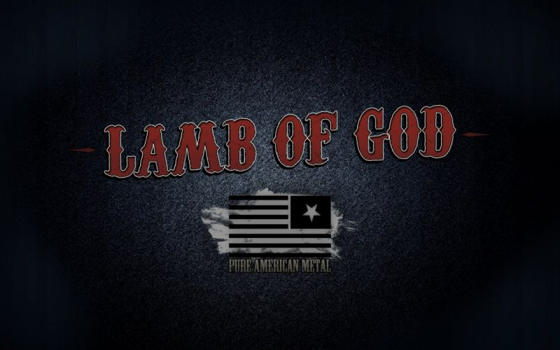 LAMB OF GOD groove metal heavy poster gd wallpaper