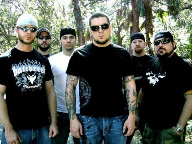 CHIMAIRA groove metalcore nu-metal metal heavy gj wallpaper