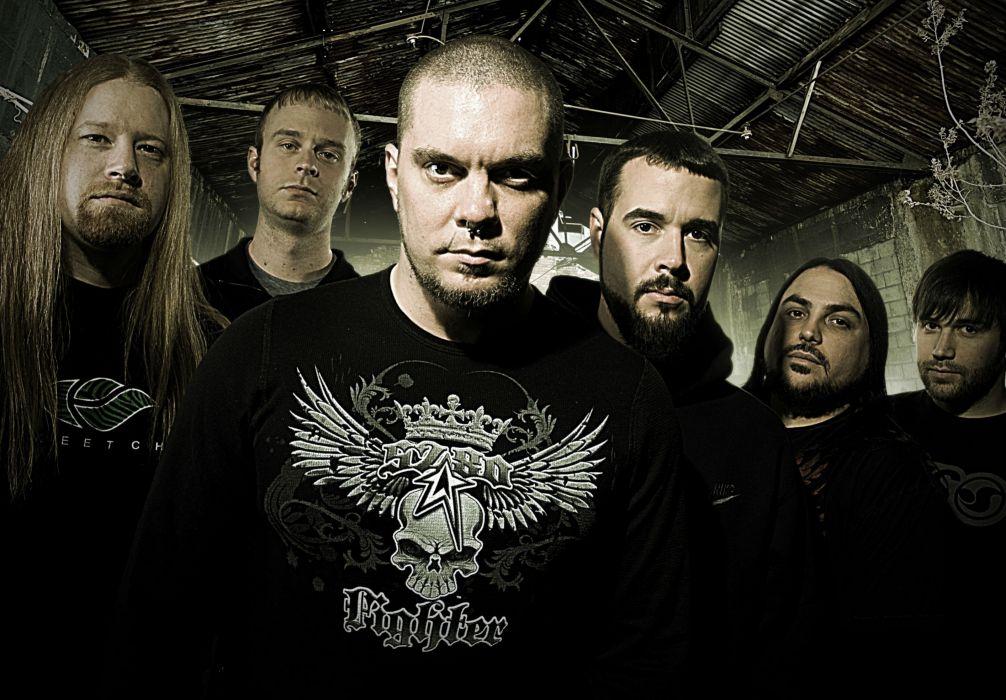 CHIMAIRA groove metalcore nu-metal metal heavy   fs wallpaper