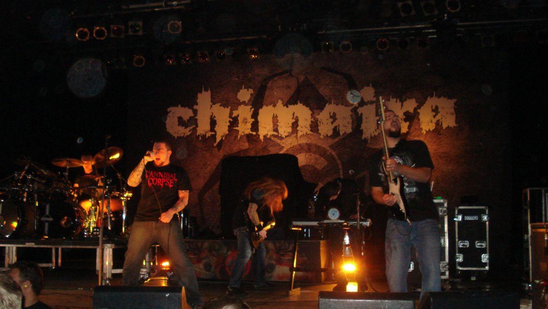 CHIMAIRA groove metalcore nu-metal metal heavy concert   f wallpaper