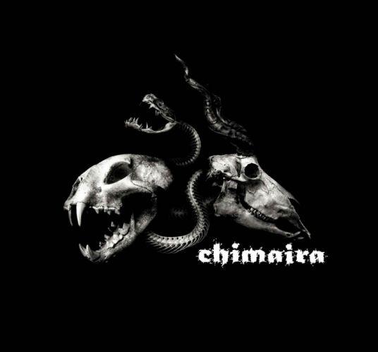 CHIMAIRA groove metalcore nu-metal metal heavy dark occult poster g wallpaper