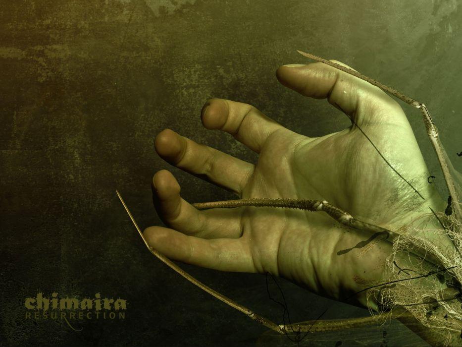 CHIMAIRA groove metalcore nu-metal metal heavy dark poster   h wallpaper