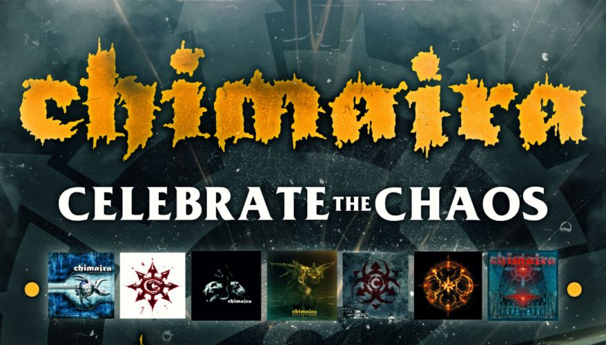 CHIMAIRA groove metalcore nu-metal metal heavy poster gf wallpaper