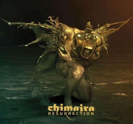 CHIMAIRA groove metalcore nu-metal metal heavy poster dark mountain fs wallpaper
