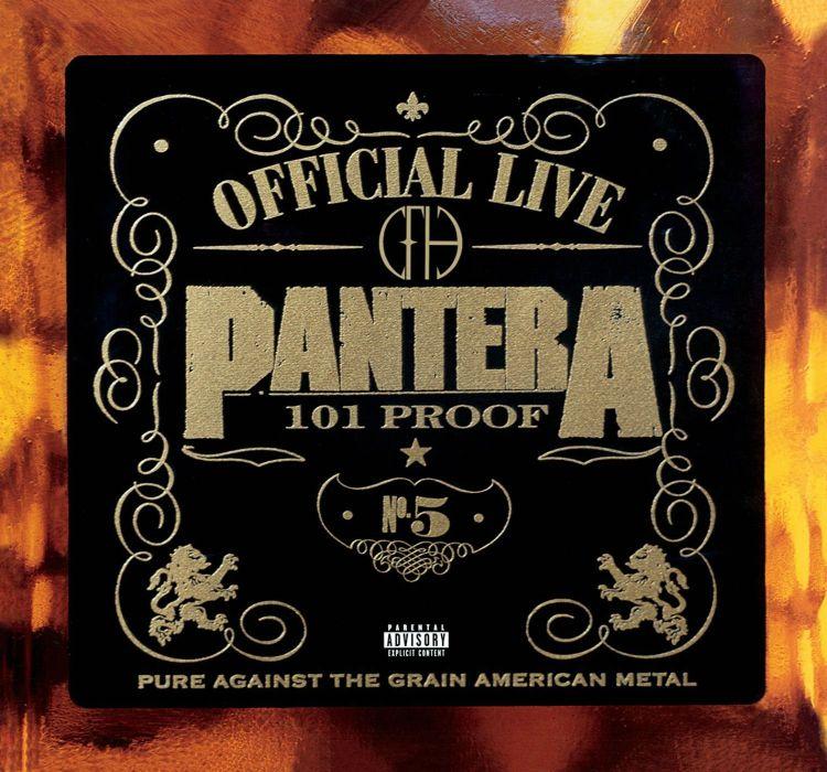PANTERA thrash metal heavy poster        fs wallpaper