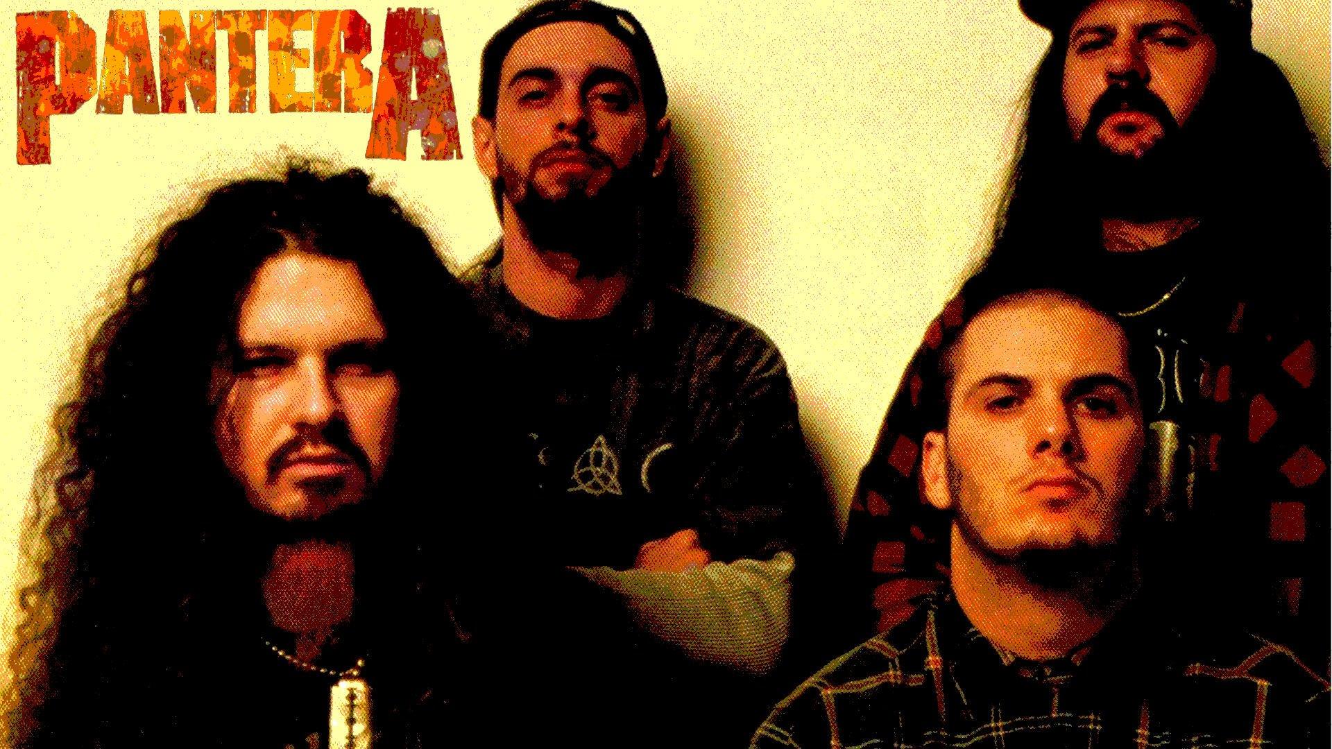 pantera thrash metal heavy poster fs wallpaper 1920x1080