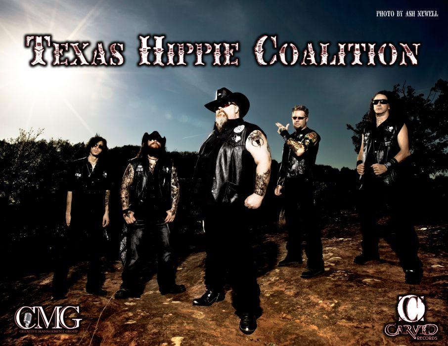 TEXAS HIPPIE COALITION southern dirt grove metal heavy  f wallpaper