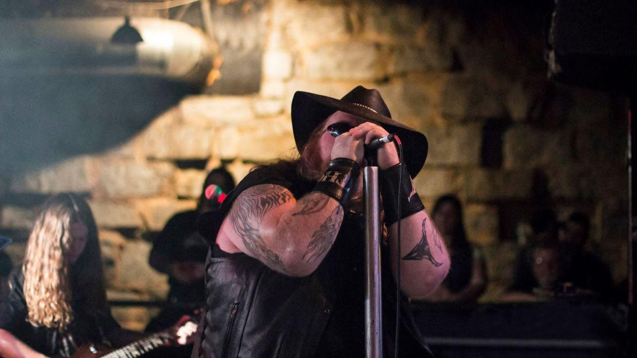 TEXAS HIPPIE COALITION southern dirt grove metal heavy concert singer microphone    g wallpaper