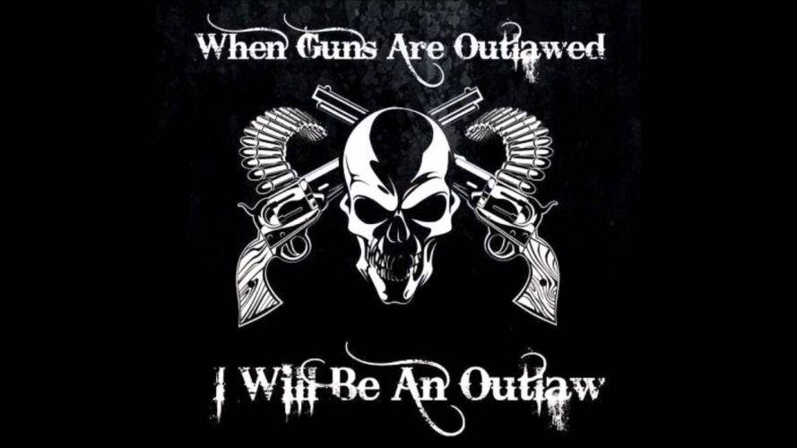 TEXAS HIPPIE COALITION southern dirt grove metal heavy poster dark skull weapon gun f wallpaper