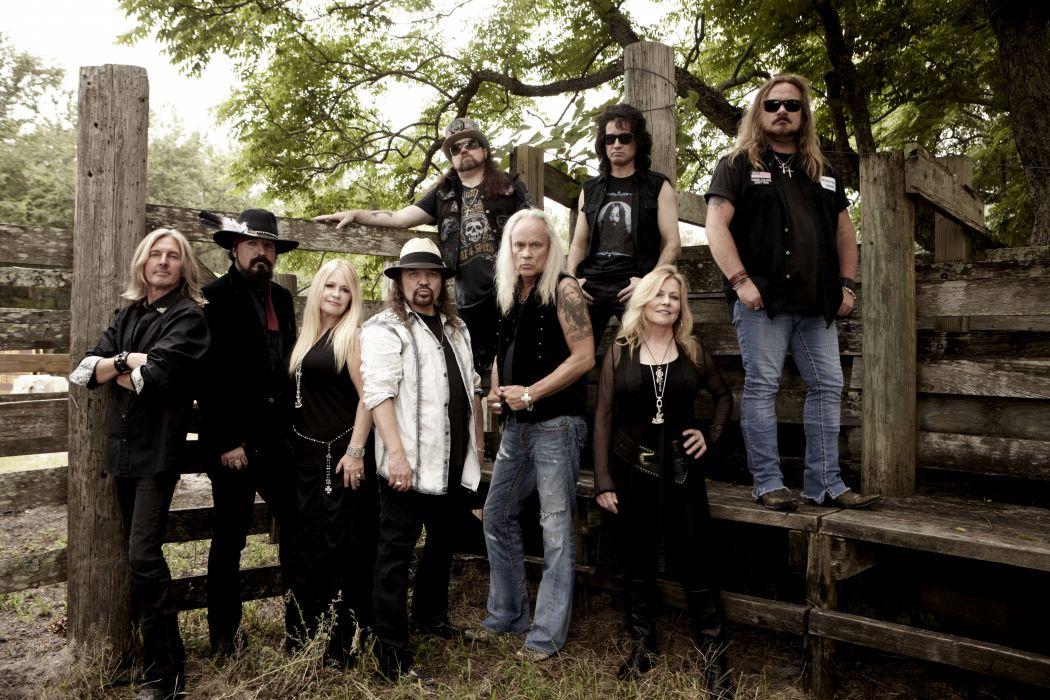 LYNYRD SKYNRD southern hard rock classic country   g wallpaper