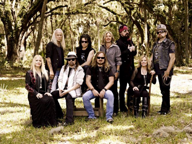 LYNYRD SKYNRD southern hard rock classic country t wallpaper