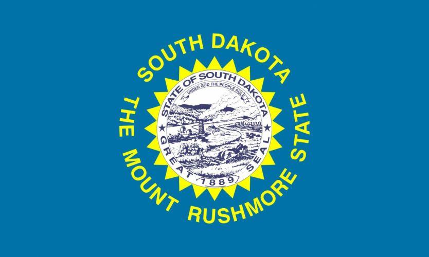 2000px-Flag of South Dakota_svg wallpaper