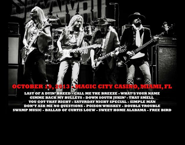 LYNYRD SKYNRD southern hard rock classic country concert guitar hf wallpaper