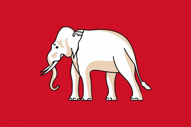 2000px-Flag of Thailand 1855_svg wallpaper