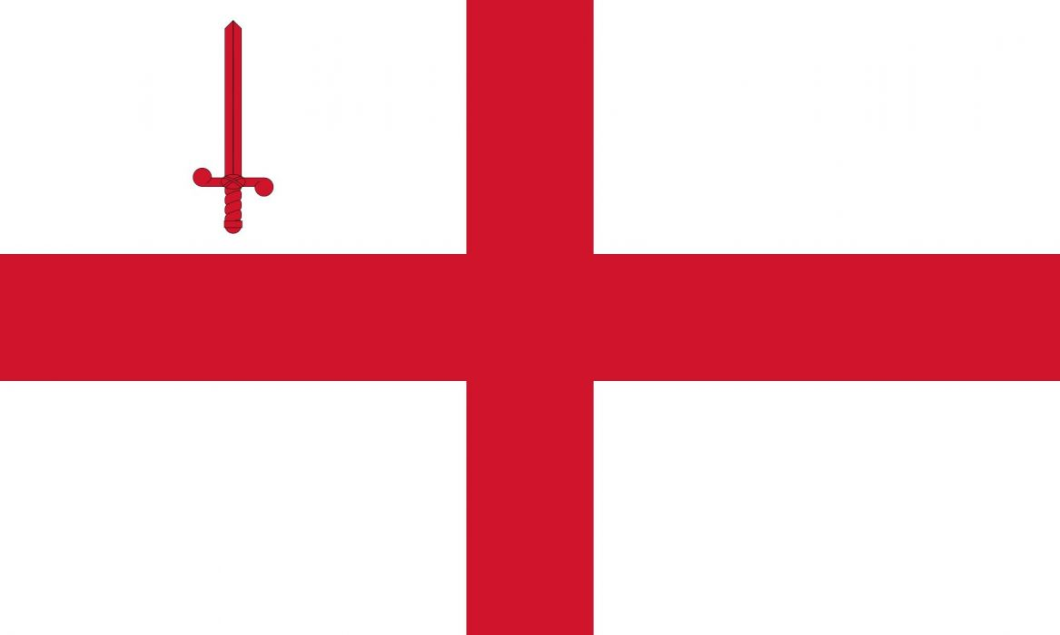 2000px-Flag of the City of London_svg wallpaper