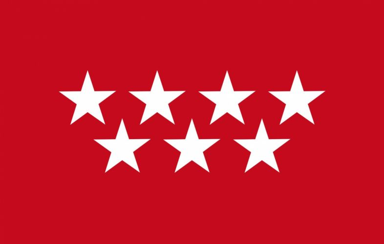 2000px-Flag of the Community of Madrid_svg wallpaper