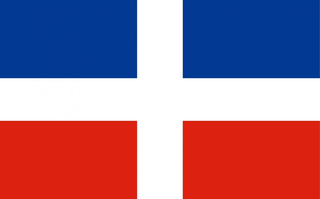 2000px-Flag of the Dominican Republic (up to 1844)_svg wallpaper