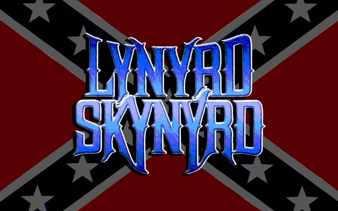 LYNYRD SKYNRD southern hard rock classic country poster     gh wallpaper