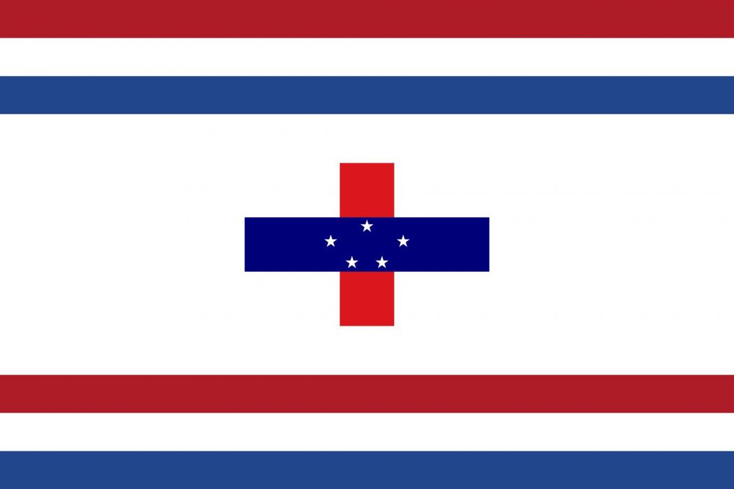 2000px-Flag of the Governor of the Netherlands Antilles_svg wallpaper