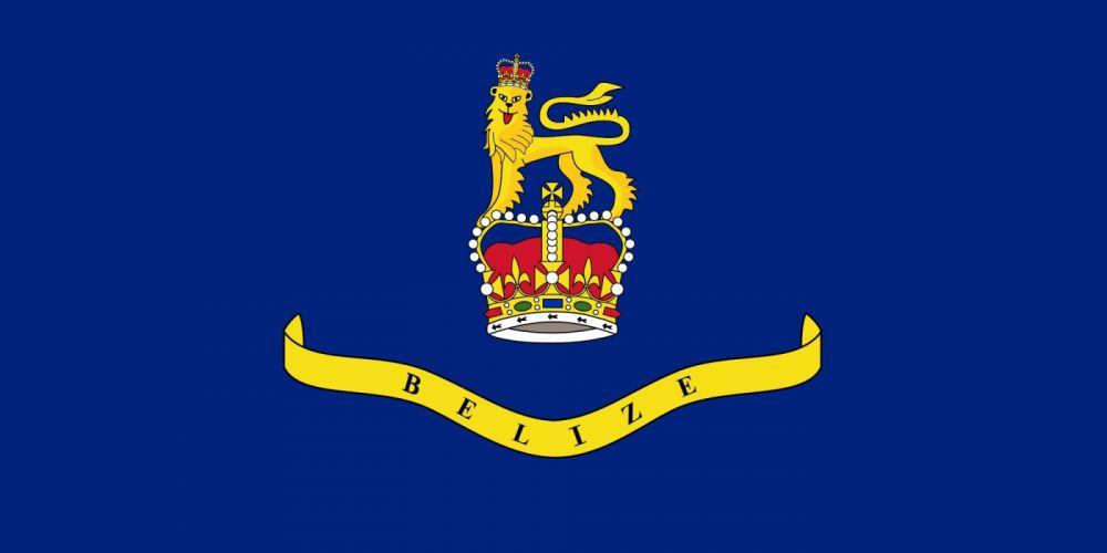 2000px-Flag of the Governor-General of Belize_svg wallpaper