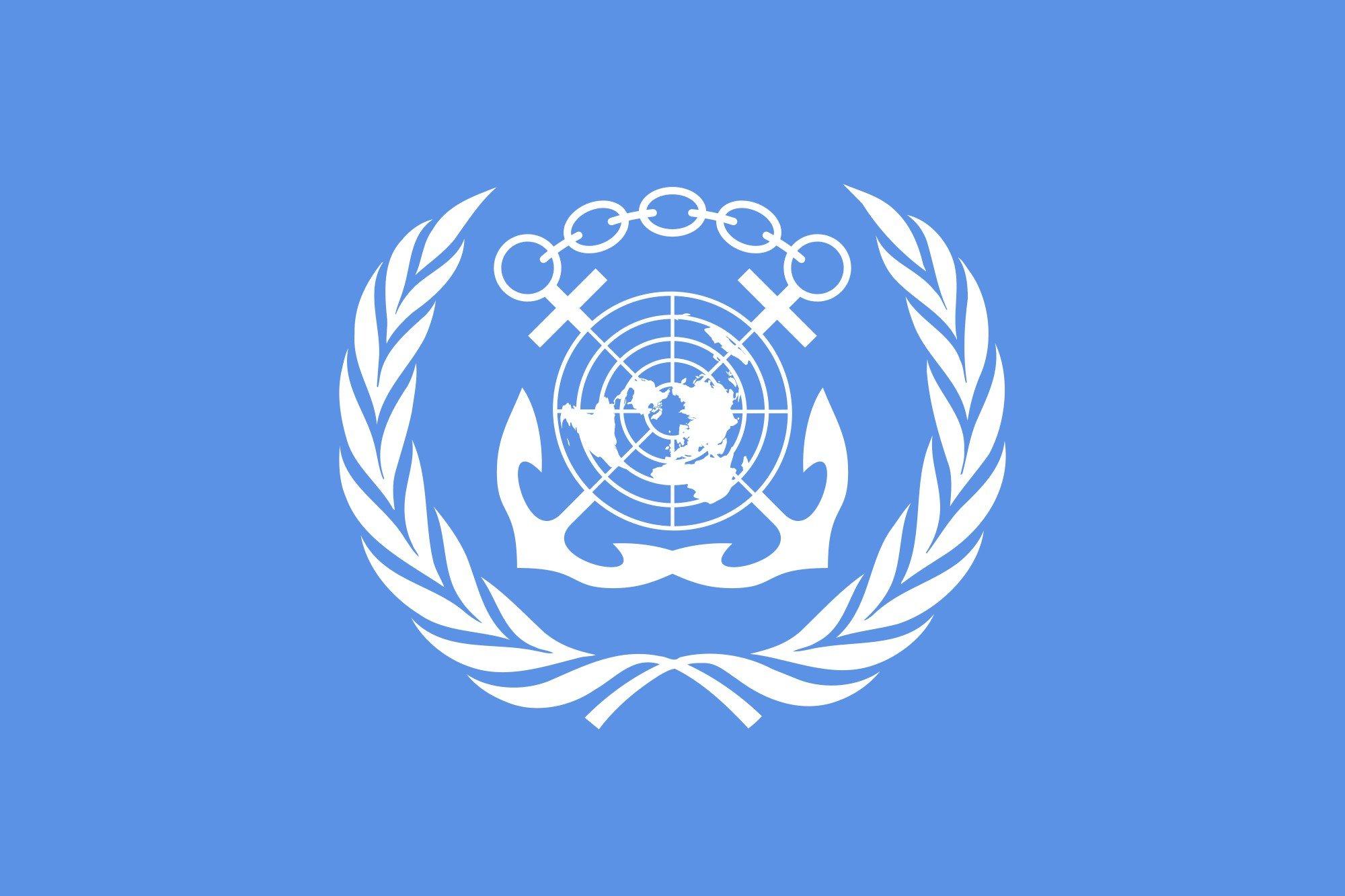 2000px flag of the international maritime organization svg