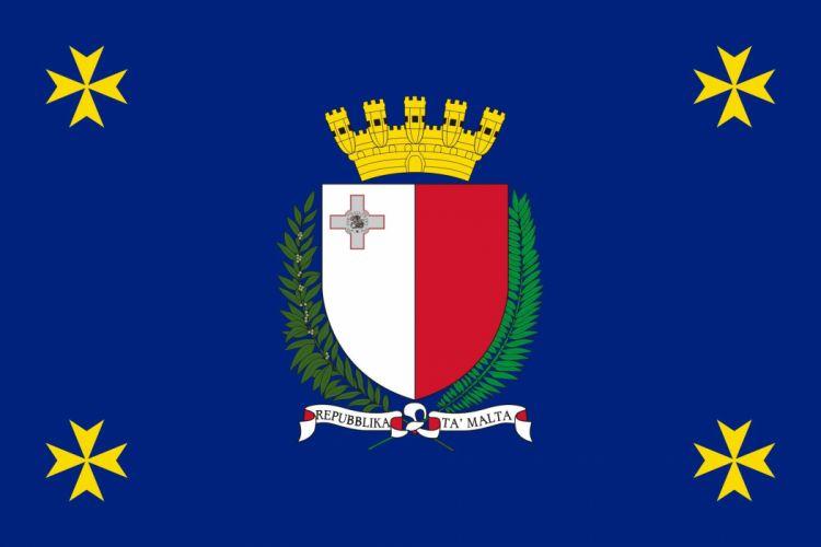 2000px-Flag of the President of Malta_svg wallpaper