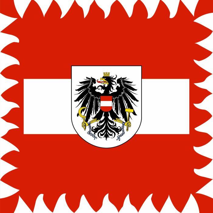 2000px-Flag of the President of Austria_svg wallpaper