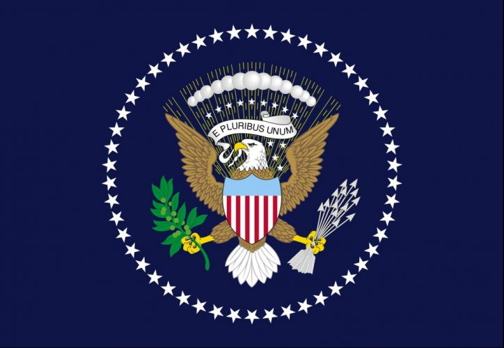 2000px-Flag of the President of the United States of America_svg wallpaper