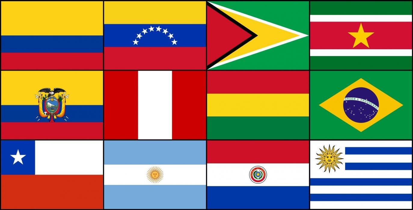 2000px-Flag of the Union of South American Nations_svg wallpaper