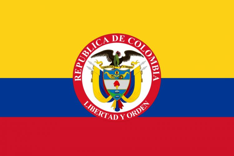 2000px-Flag of the President of Colombia_svg wallpaper