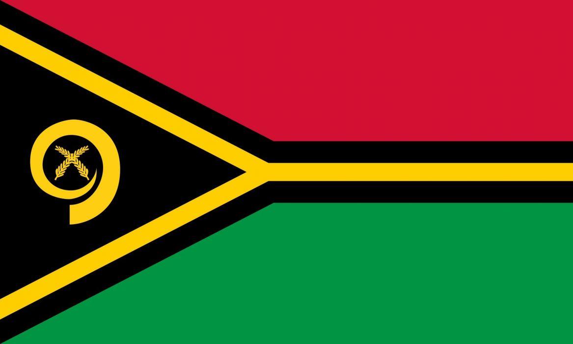 2000px-Flag of Vanuatu_svg wallpaper