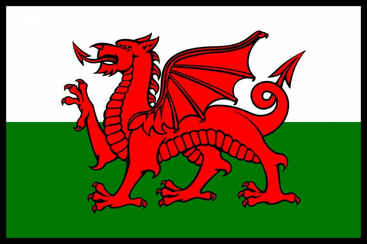 2000px-Flag of Wales (bordered)_svg wallpaper