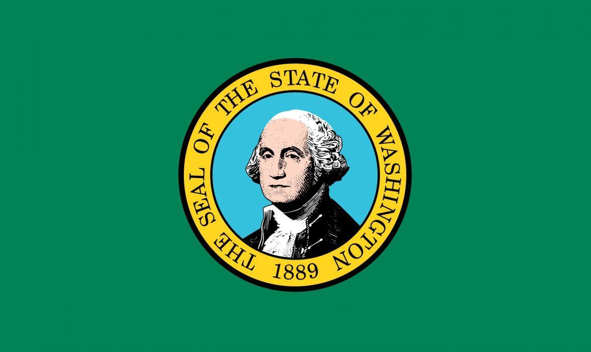 2000px-Flag of Washington_svg wallpaper