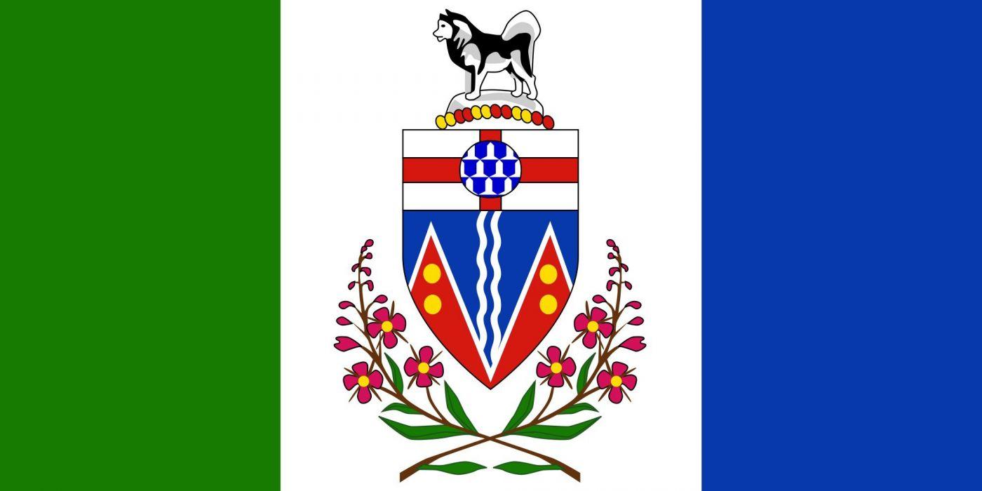 2000px-Flag of Yukon_svg wallpaper