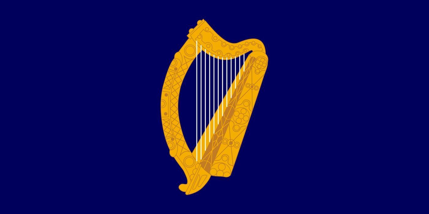 2000px-Flag President of Ireland_svg wallpaper