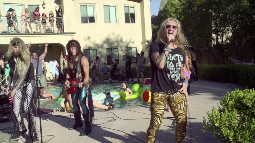 STEEL PANTHER hair metal heavy glam ye wallpaper