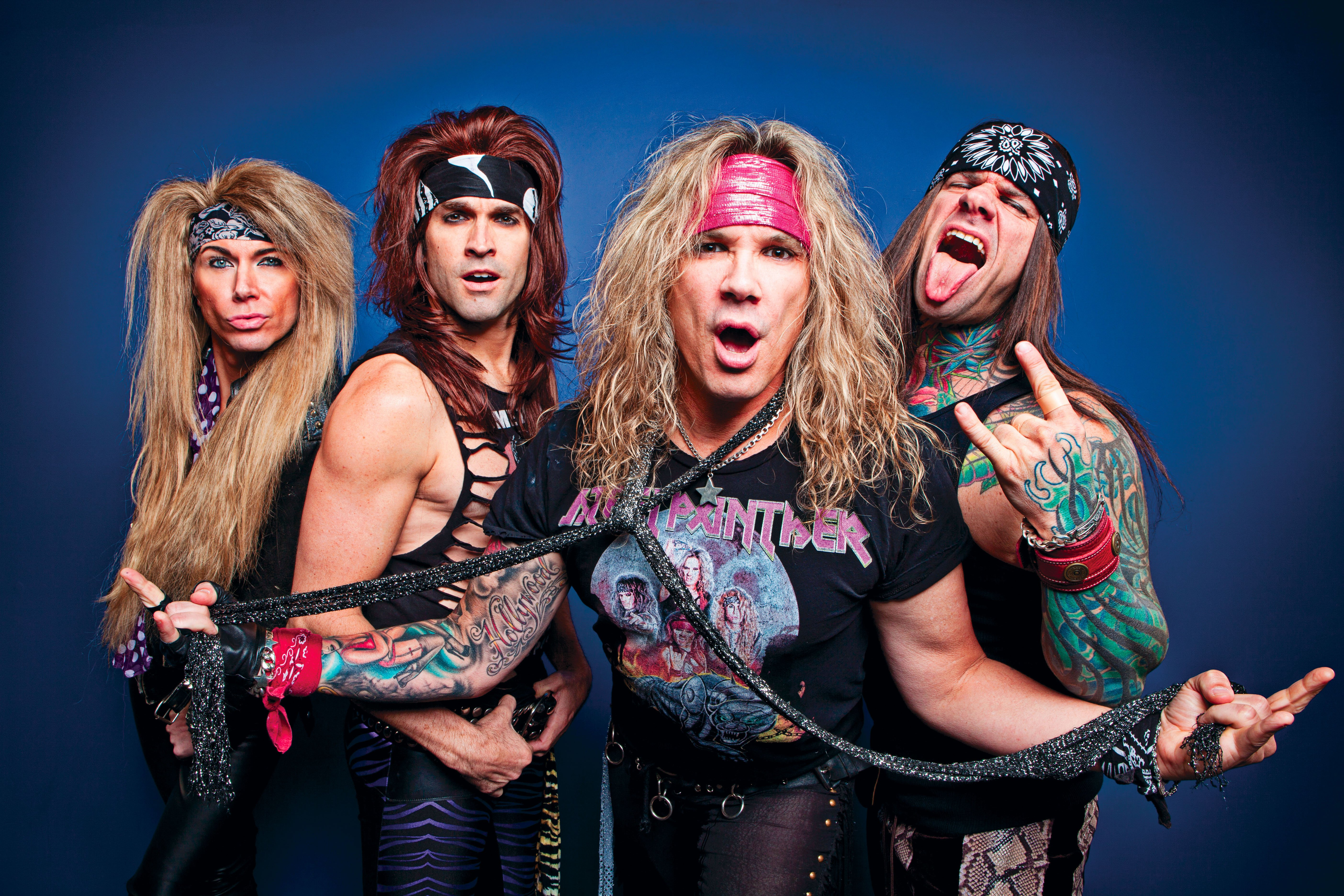 Steel Panther - All You Can Eat 2014