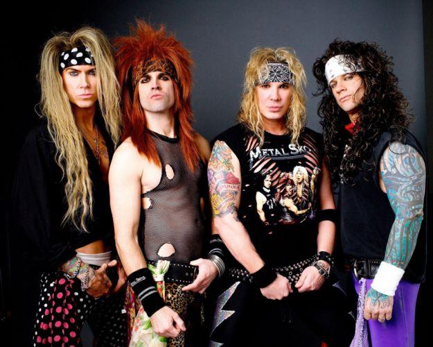 STEEL PANTHER hair metal heavy glam ck_JPG wallpaper