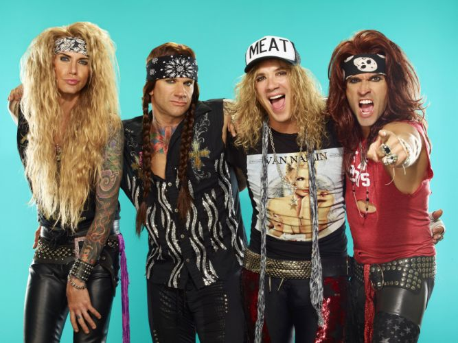 STEEL PANTHER hair metal heavy glam g wallpaper