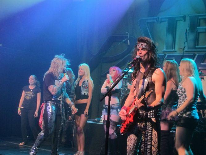 STEEL PANTHER hair metal heavy glam concert h wallpaper