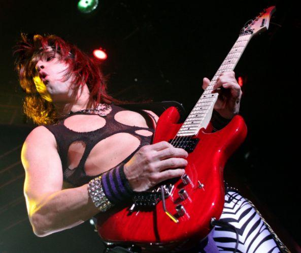 STEEL PANTHER hair metal heavy glam concert guitar g_JPG wallpaper
