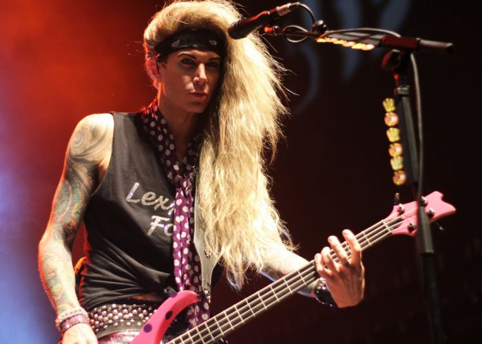 STEEL PANTHER hair metal heavy glam concert guitar gd wallpaper