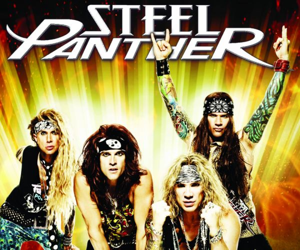 STEEL PANTHER hair metal heavy glam poster hf wallpaper