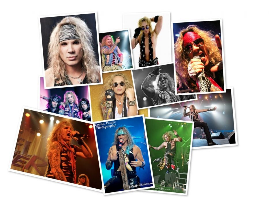 STEEL PANTHER hair metal heavy glam poster    h wallpaper