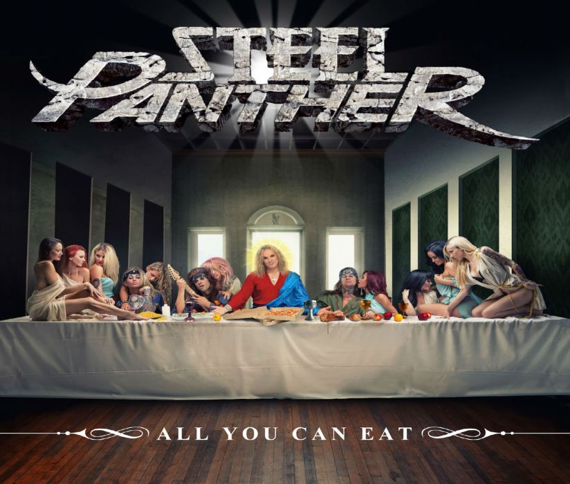 STEEL PANTHER hair metal heavy glam poster f wallpaper