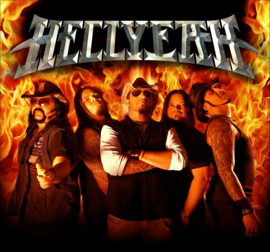 HELLYEAH southern metal heavy groove poster g wallpaper