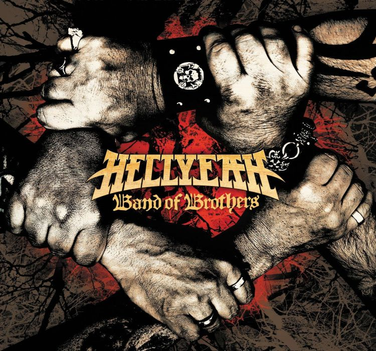 HELLYEAH southern metal heavy groove poster   t wallpaper